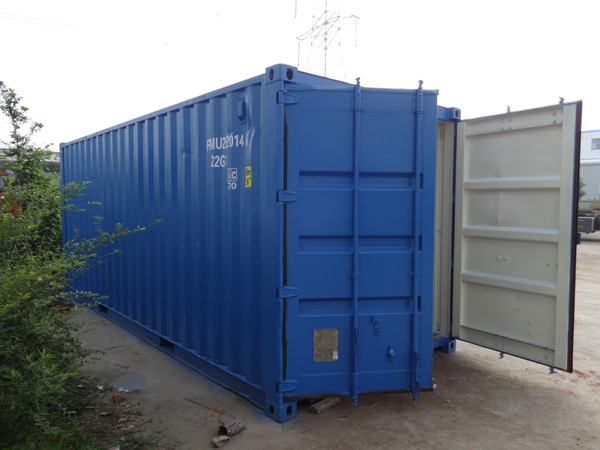 Containerized Incinerator to NewZealand