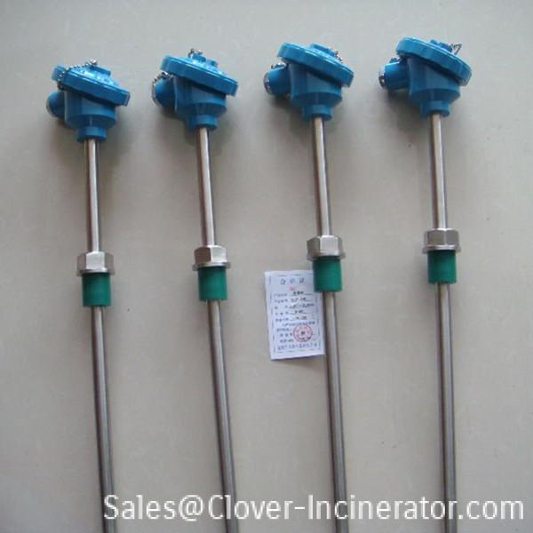 Incinerator-Temperature-Thermocouple