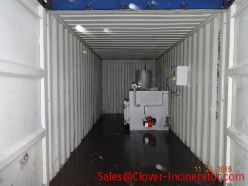 Containerized-mobile-Incinerators